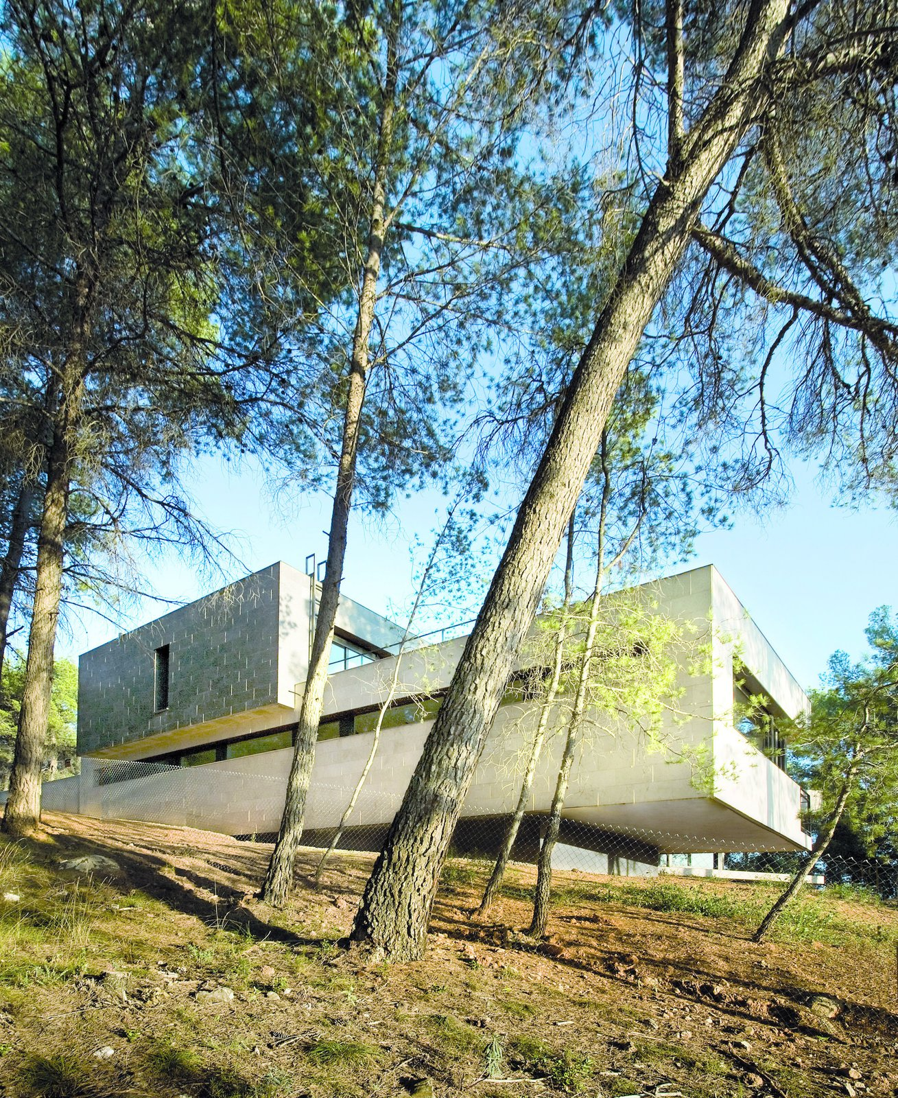 North Facade  Rambed House by Katherine Bedwell