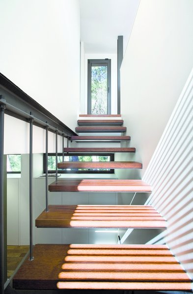 Stairs Photo 9 of Rambed House modern home