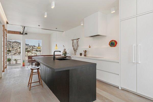 Open Plan Kitchen /Living / Dining Photo 19 of Coleridge Residence modern home