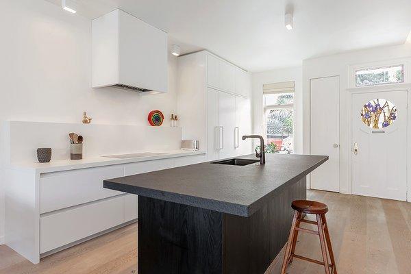 Open Plan Kitchen /Living / Dining Photo 17 of Coleridge Residence modern home