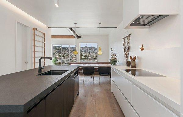 Open Plan Kitchen /Living / Dining Photo 20 of Coleridge Residence modern home
