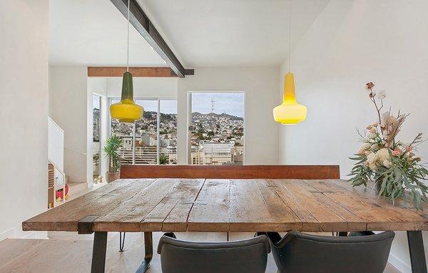 Open Plan Kitchen /Living / Dining Photo 18 of Coleridge Residence modern home