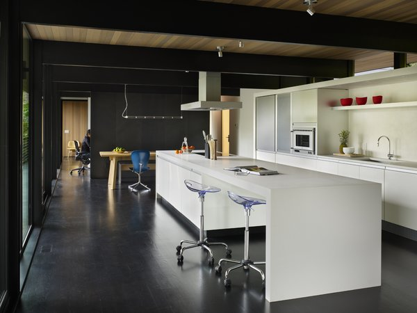 Kitchen & Dining Photo 4 of Wood Block Residence modern home