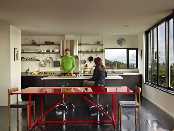 Kitchen & Dining Photo 3 of Cycle House modern home