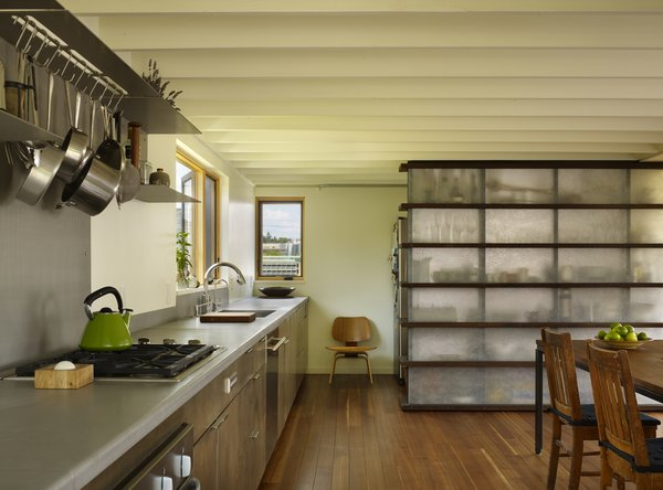 Kitchen & Dining Room Photo 5 of Lobster Boat House modern home
