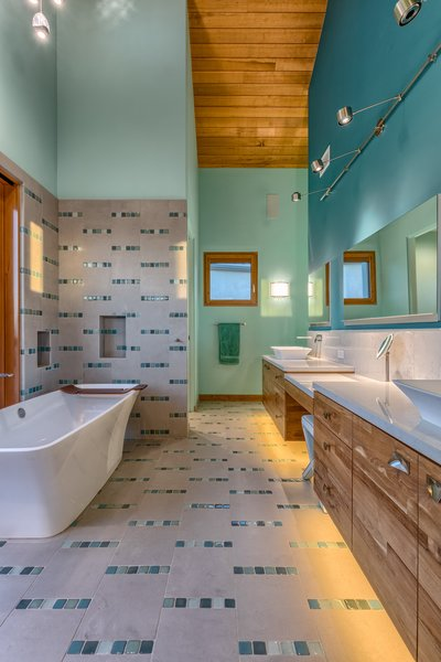 Casa Aguila Bathroom Photo 4 of Casa Aguila modern home