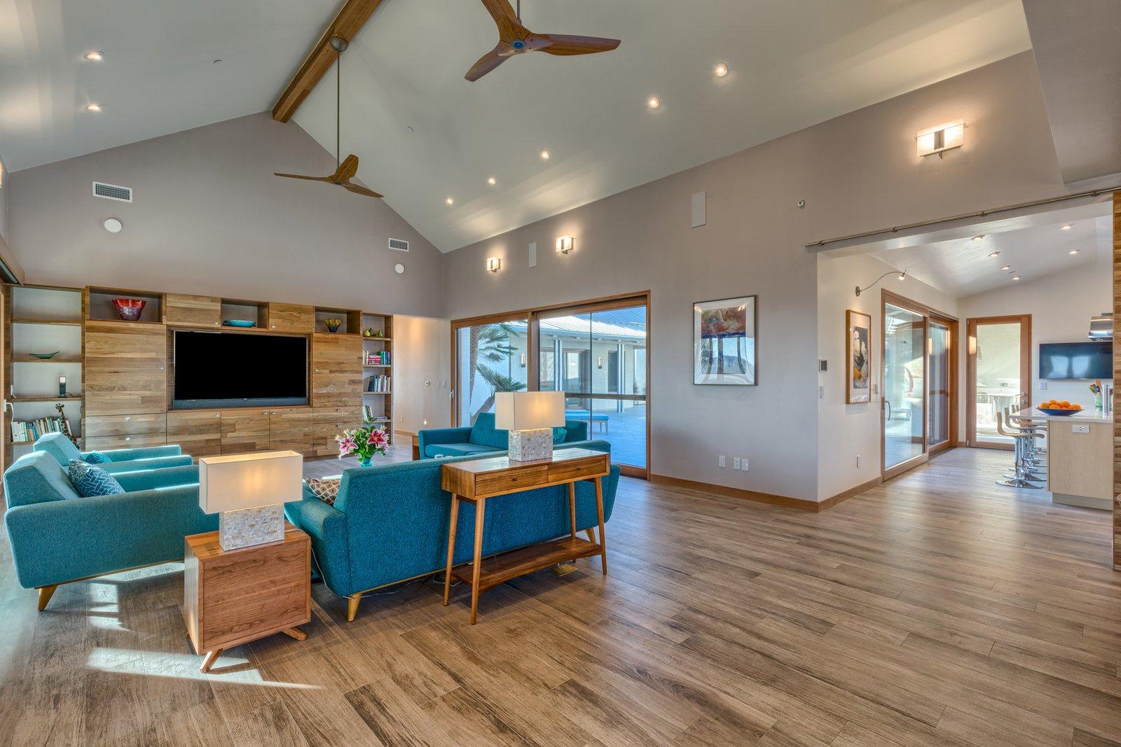 Casa Aguila Living Room Casa Aguila by Maureen Brennan