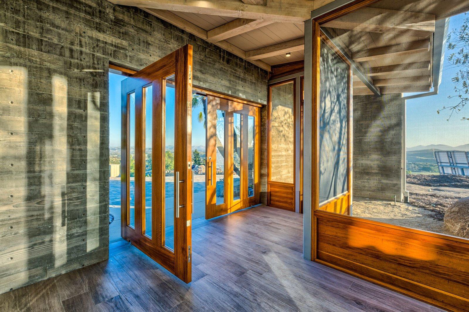 Casa Aguila Entrance  Casa Aguila by Maureen Brennan