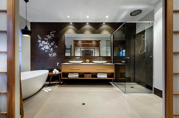 Photo 2 of Hot Bathroom Design Trends modern home