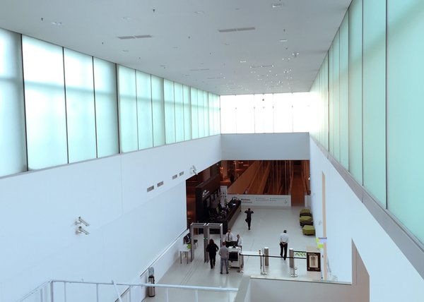 Modern home with office. Inside the museum Photo 6 of Silesian Museum Katowice