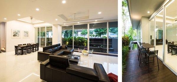 Photo 2 of Corner Terrace Home modern home