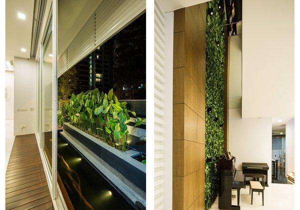 Photo 3 of Corner Terrace Home modern home