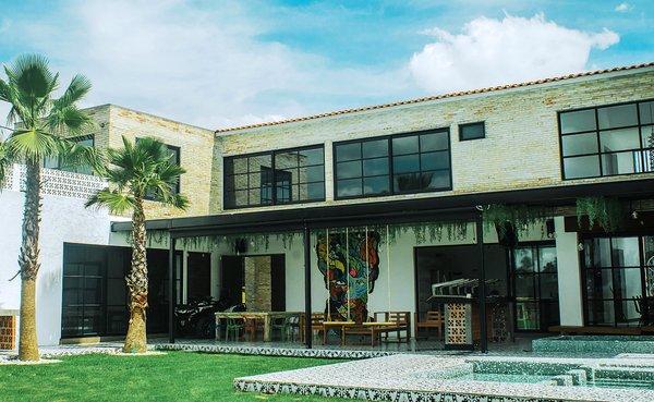 Backyard Photo 4 of XAHUENTLA HOUSE modern home