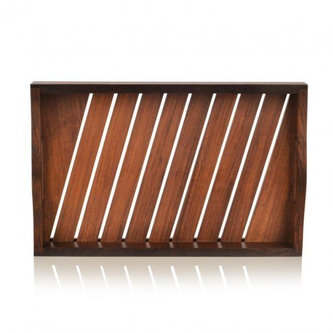 """Slat"" Serving Tray - Photo 2 of 3 -"