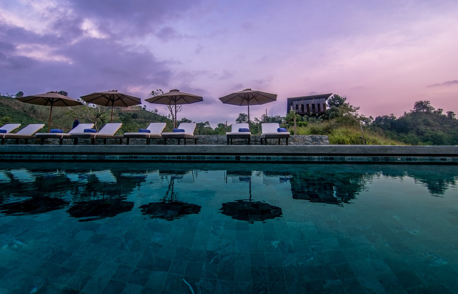 Outdoor pool  Santani Wellness Resort and Spa by vickum