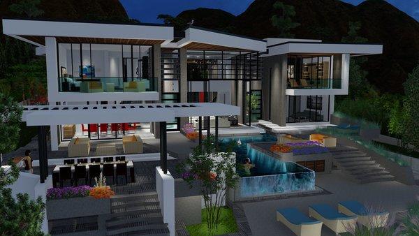 Photo 20 of Majorca Vacation Villa modern home