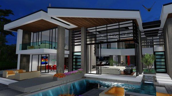 Photo 7 of Majorca Vacation Villa modern home