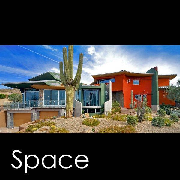 Photo  of Scottsdale Desert Home modern home