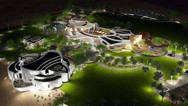 Photo 3 of Desert Villa Spa Retreat modern home