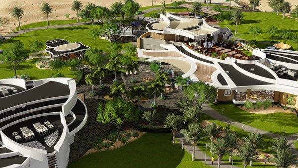 Photo 4 of Desert Villa Spa Retreat modern home