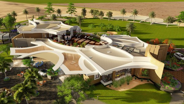 Photo 7 of Desert Villa Spa Retreat modern home