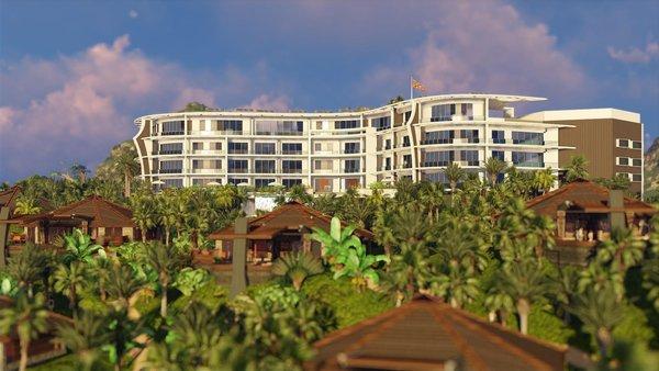 Balangan Vistas Resort Hotel Photo 5 of Balangan Vistas Resort Hotel and Villas modern home
