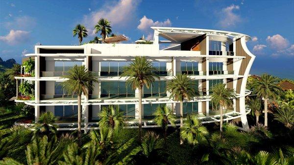 Balangan Vistas Resort Hotel Photo 10 of Balangan Vistas Resort Hotel and Villas modern home
