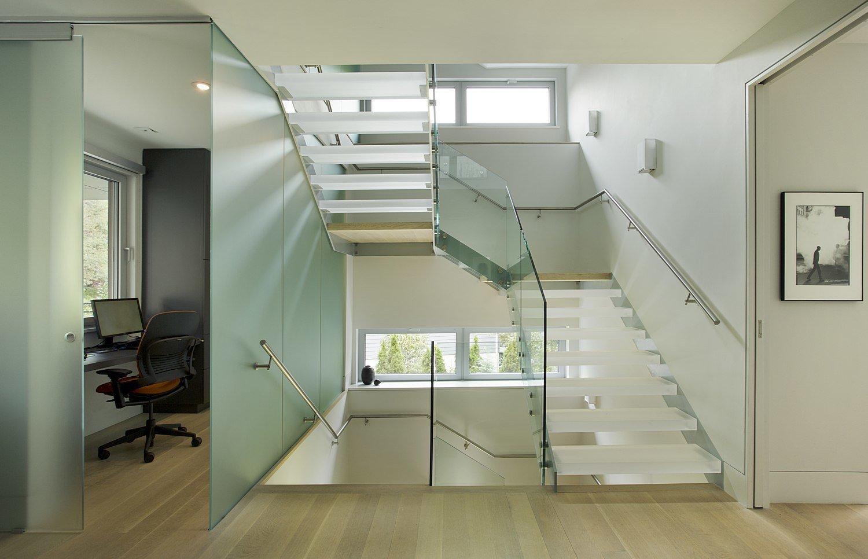 Brookline Residence by ZeroEnergy Design