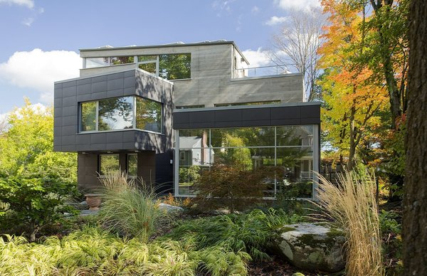 Brookline Residence in Brookline, Massachusetts
