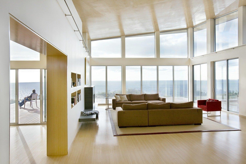 Truro Beach House by ZeroEnergy Design