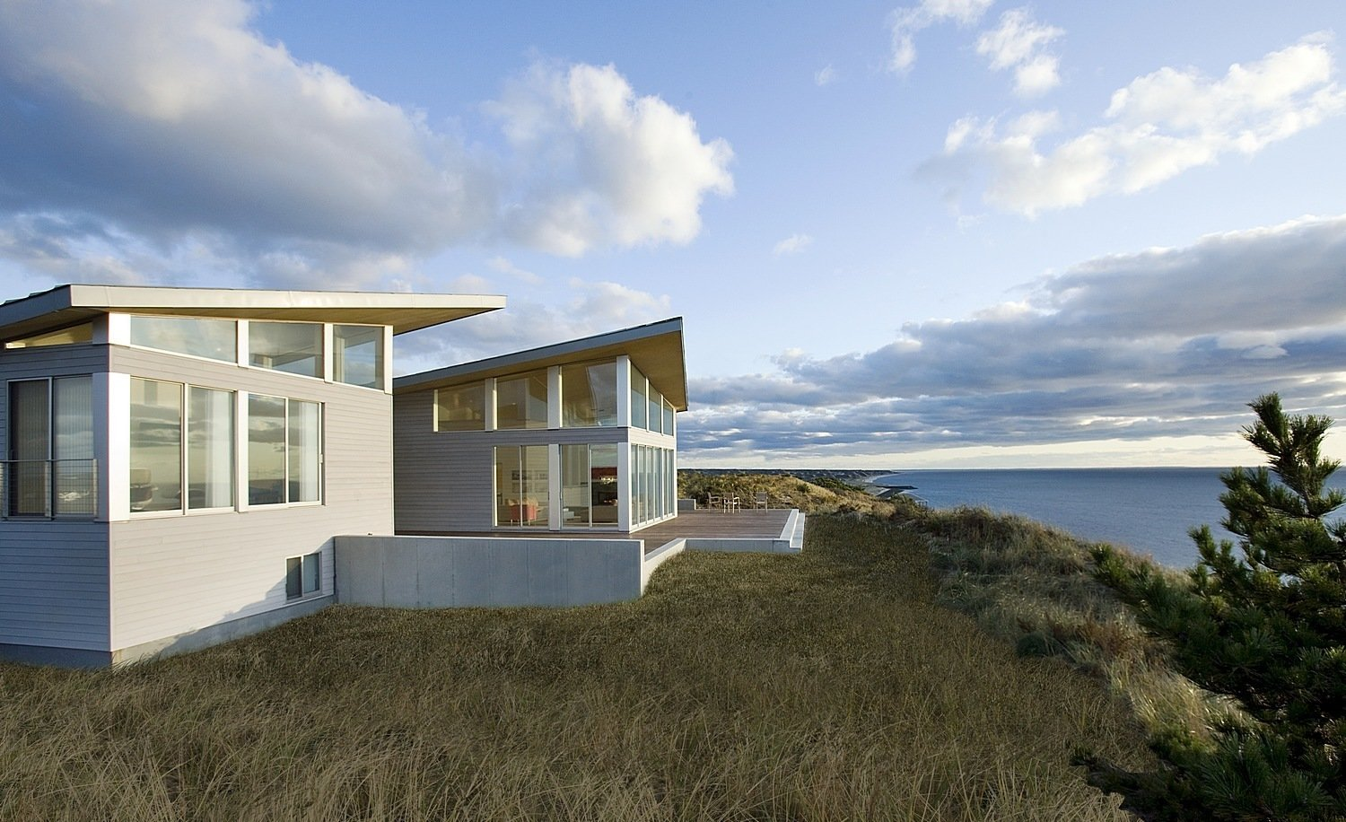 Project Name: Truro Beach House  Truro Beach House by ZeroEnergy Design