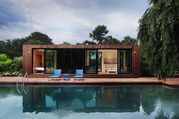 The Future of Homebuilding: Half-priced Hamptons - Photo 1 of 5 -