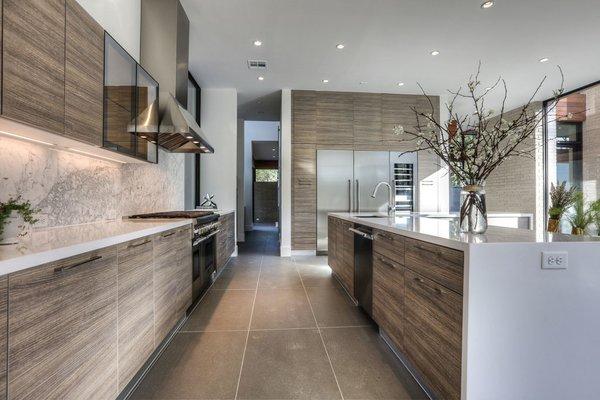 Kitchen Photo 3 of Houston Modern Masterpiece modern home