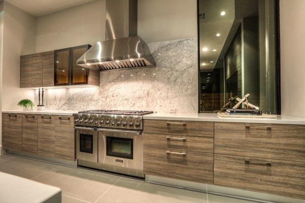Kitchen Photo 4 of Houston Modern Masterpiece modern home