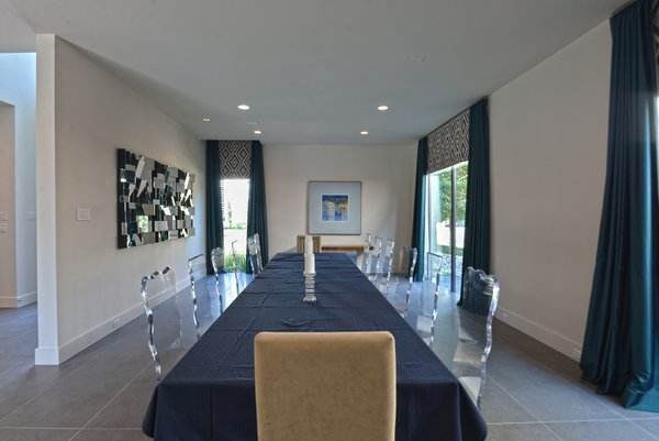 Formal dining room Photo 6 of Upper Kirby modern home