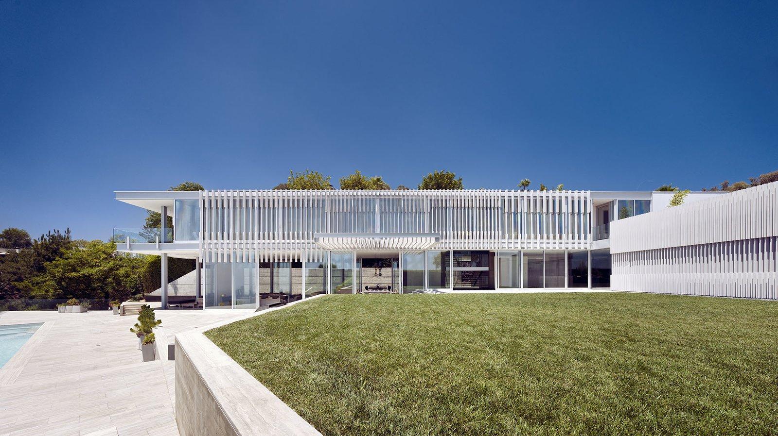 Oberfeld Residence by SPFarchitects