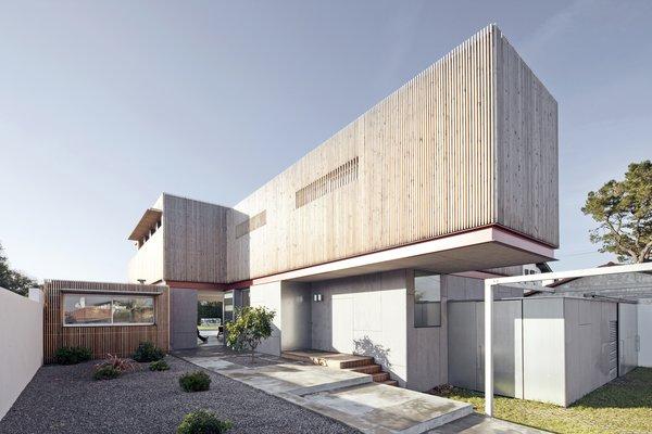 Photo  of R-House modern home