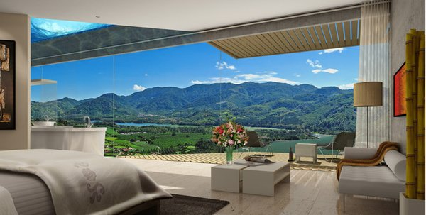 Modern home with living room. Photo 2 of 5 Things You Must Remember While Exploring Costa Rica's Rainforests