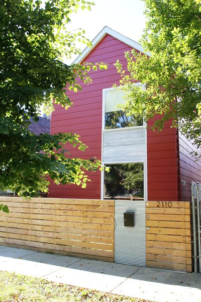 Front Facade Photo 10 of Logan Square Home modern home