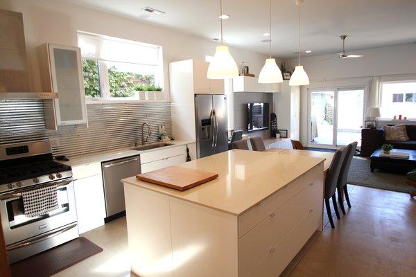 Kitchen Photo 6 of Logan Square Home modern home