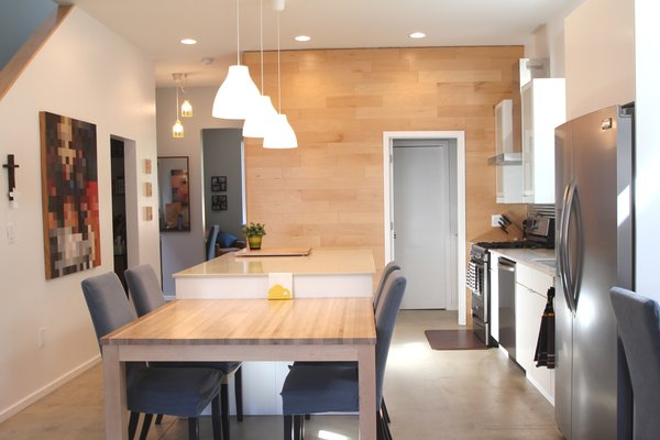 Dining Room Photo 8 of Logan Square Home modern home