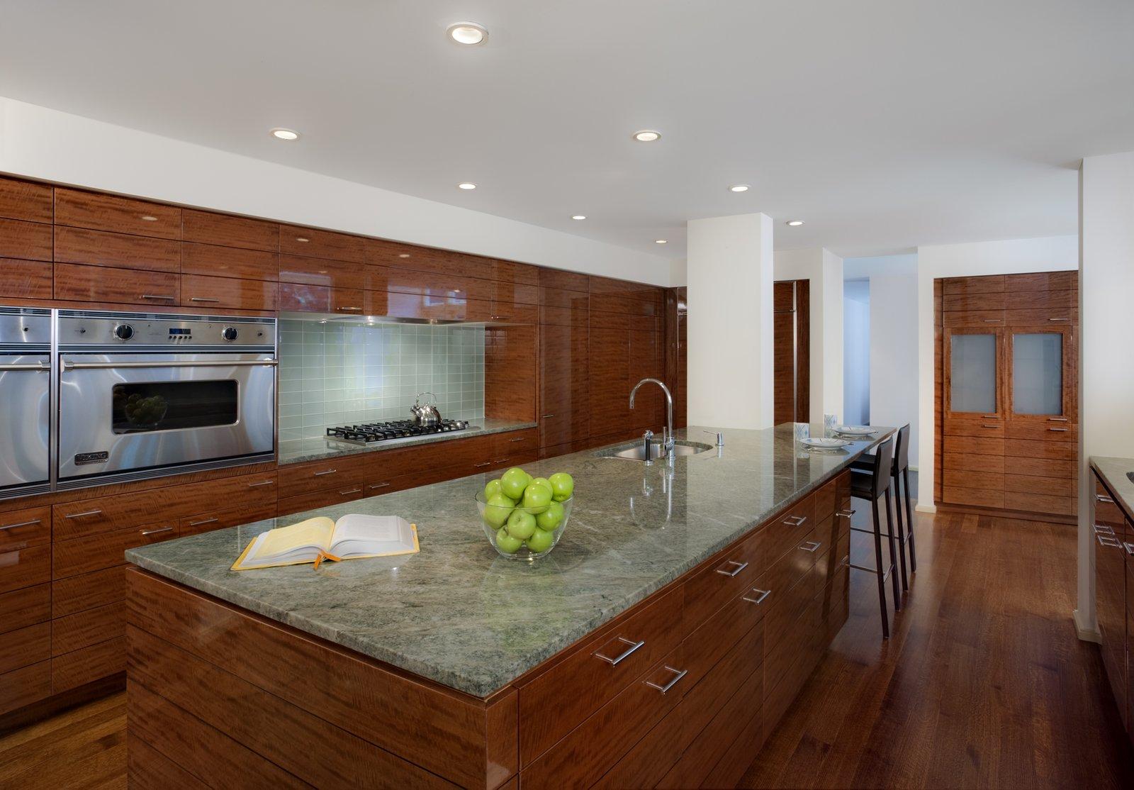Kitchen  Hayes Residence by Robert Scarpa