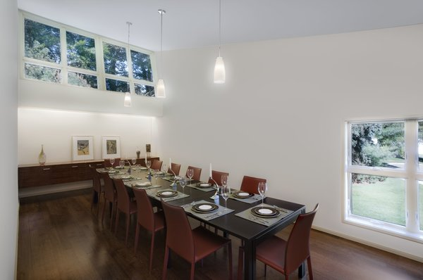 Dining Room Photo 5 of Hayes Residence modern home