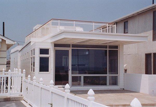 Beach side view Photo 2 of Beach House modern home
