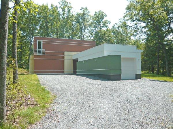 Photo 8 of Scarpa Residence modern home