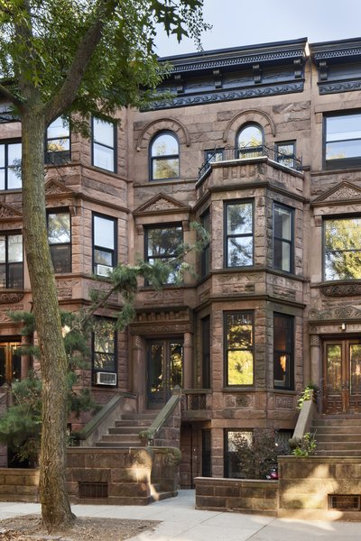 Brooklyn Brownstone Project, Tamara Eaton Design, CWB Architects Photo  of The Garfield House modern home
