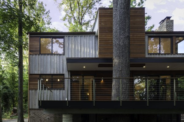 Photo 2 of Treehouse modern home