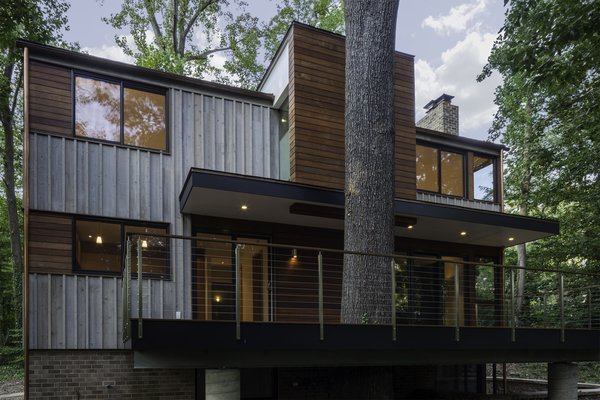 Photo 3 of Treehouse modern home