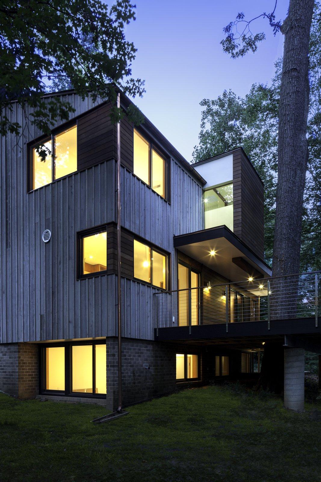 Treehouse by Gardner Architects LLC