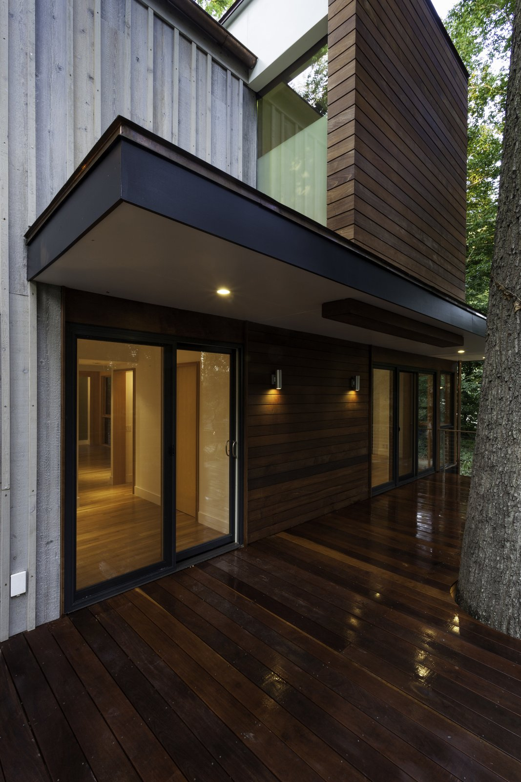 Treehouse by Gardner Architects LLC